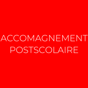 Accompagnement postscolaire